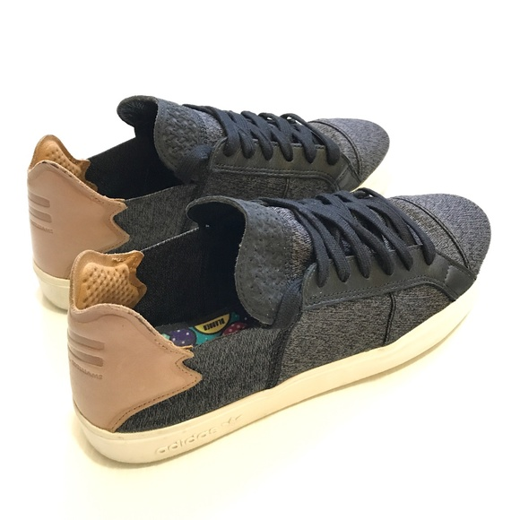 low priced c32d6 eb772 adidas Other - Pharrell Williams x Adidas Elastic Lace Up 2024